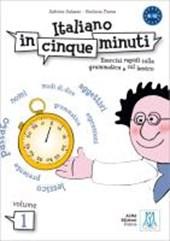 Italiano in 5 minuti. Volume 1. Übungsbuch
