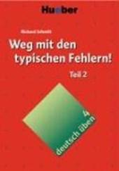 Deutsch üben 04. Weg mit den typischen Fehlern