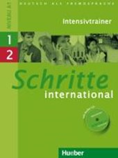 Schritte international 1+2. Intensivtrainer mit Audio-CD
