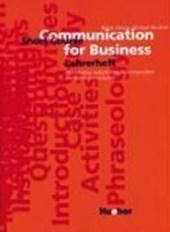 Communication for Business. Short Course. Lehrerheft