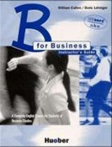 B for Business. Lehrerhandbuch | William Cullen |