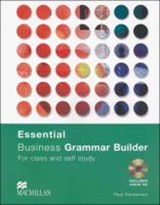 Essential Business Grammar Builder. Buch mit Audio-CD | auteur onbekend |