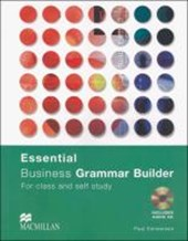Essential Business Grammar Builder. Buch mit Audio-CD
