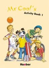 Mr Cool's. Activity Book 1 mit Mini Dictionary | Nathalie Rau |
