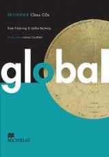 Global Beginner. 3 Class Audio-CDs | Kate Pickering |