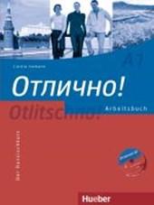 Otlitschno! A1. Arbeitsbuch mit integrierter Audio-CD