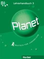 Planet 3. Lehrerhandbuch