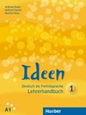 Ideen 01. Lehrerhandbuch