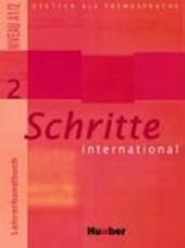 Schritte international 2. Lehrerhandbuch