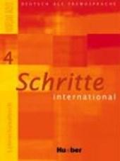 Schritte international 4. Lehrerhandbuch