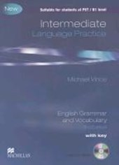 Intermediate Language Practice. Student's Book with CD-ROM and key