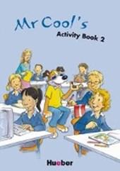 Mr Cool's. Activity Book 2 mit Mini Dictionary