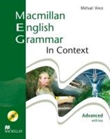 Macmillan English Grammar in Context. Advanced, Student's Book with key and CD-ROM | Michael Vince |