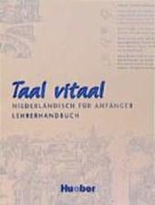 Taal vitaal. Lehrerhandbuch