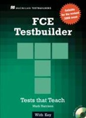 First Certificate Testbuilder. Student's Book with 2 Audio-CDs and key