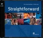 Straightforward Pre-intermediate. 2 Class CDs | Philip Kerr |