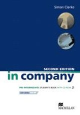 In Company. Pre-Intermediate. Student's Book | auteur onbekend |