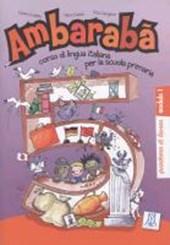 Ambarabà 5. 3 Übungshefte
