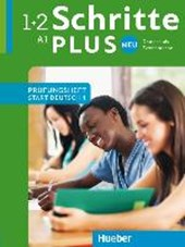 Schritte plus Neu Prüfungstraining. Prüfungsheft Start Deutsch 1 mit Audio-CD