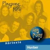Pingpong neu 3. 2 CDs. Dialoge, Hörverstehenstexte und Lieder