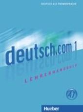 deutsch.com 01. Lehrerhandbuch