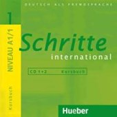 Schritte international 1. 2 Audio-CDs zum Kursbuch