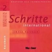 Schritte international 2. 2 Audio-CDs zum Kursbuch