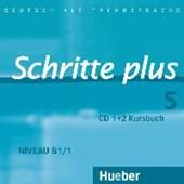 Schritte plus 05. 2 Audio-CDs zum Kursbuch
