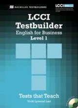 LCCI Testbuilder English for Business. Level 1. Student's Book | Vicky Lywood Last |