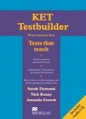 KET Testbuilder. With 2 CDs