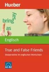 Taschentrainer Englisch. True and False Friends
