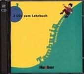 Tamburin 1. Zwei CDs zum Lehrbuch