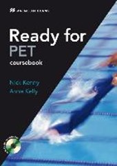 Ready for PET. Student's Book and CD-ROM without key