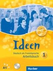 Ideen 1. Arbeitsbuch mit Audio-CD zum Arbeitsbuch + CD-ROM