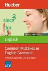 Taschentrainer Englisch: Common Mistakes in English Grammar
