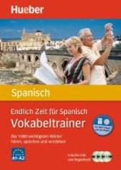 Endlich Zeit für Spanisch. Vokabeltrainer