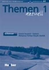 Themen aktuell 1. Glossar Türkisch