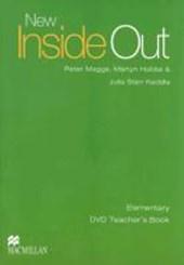New Inside Out Elementary. DVD Teacher's Book
