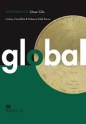Global. Intermediate. Class Audio-CDs