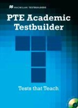 PTE Academic Testbuilder. Student's Book with Audio-CDs and Key | auteur onbekend |