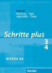 Schritte plus 3 + 4. Glossar Deutsch-Thai