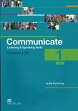 Communicate 1. Student's Book with 2 Audio-CDs and DVD | Kate Pickering |