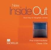 New Inside Out Pre-Intermediate. Audio-CDs