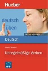 Deutsch üben Taschentrainer. Unregelmäßige Verben