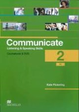 Communicate 2. Student's Book with 2 Audio-CDs and DVD | Kate Pickering |