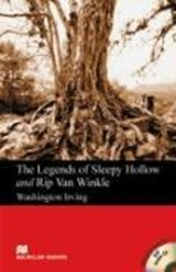 The Legends of Sleepy Hollow and Rip Van Winkle - Lektüre und 2 CDs | Washington Irving |