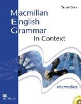 Intermediate Macmillan English Grammar in Context. Student's Book without key | auteur onbekend |