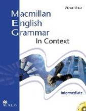 Intermediate Macmillan English Grammar in Context. Student's Book without key