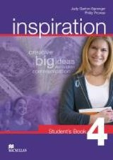 Inspiration. Level 4. Student's Book | Judy Garton-Sprenger |