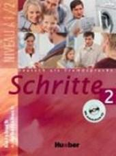 Schritte 2. Kursbuch und Arbeitsbuch mit CD